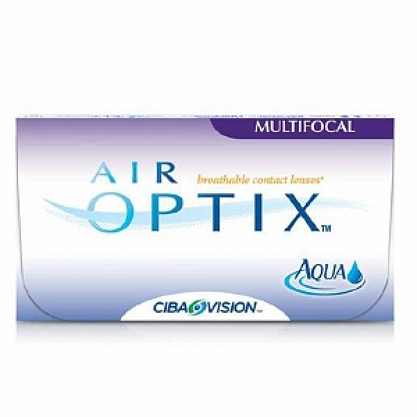 Air Optix Aqua Multifocal Kontaktlinsen 6er Box