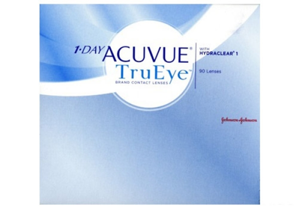 1 Day-Acuvue TruEye , 90er Box