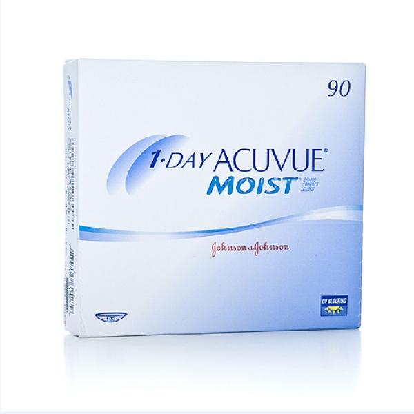 1 Day Acuvue moist, 90er Box