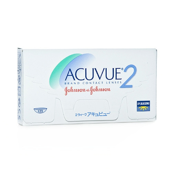 Acuvue 2, 6er Box - Johnson&Johnson