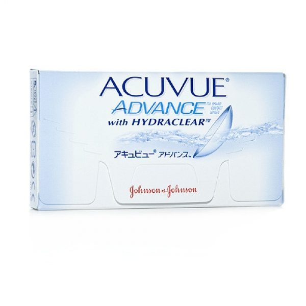 Acuvue advanced, 6er Box - Johnson&Johnson