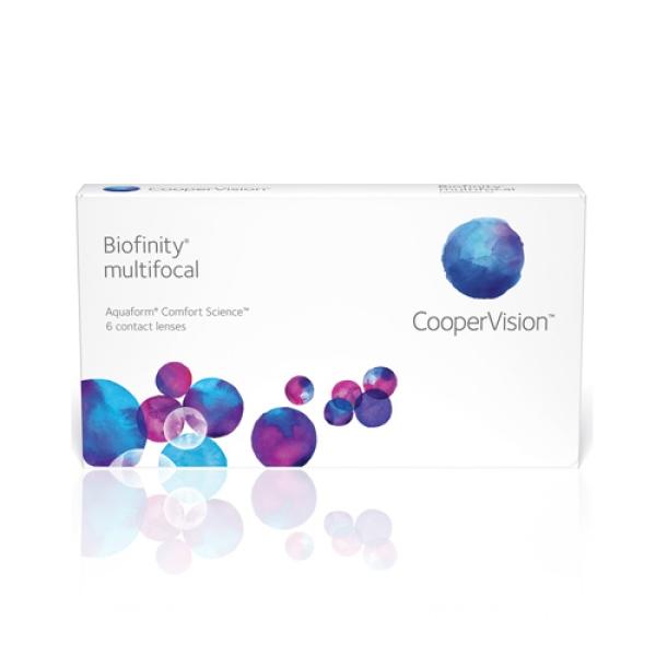 Biofinity Multifocal 6er Box - CooperVision