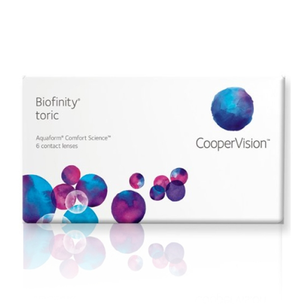 Biofinity toric , 3er Box