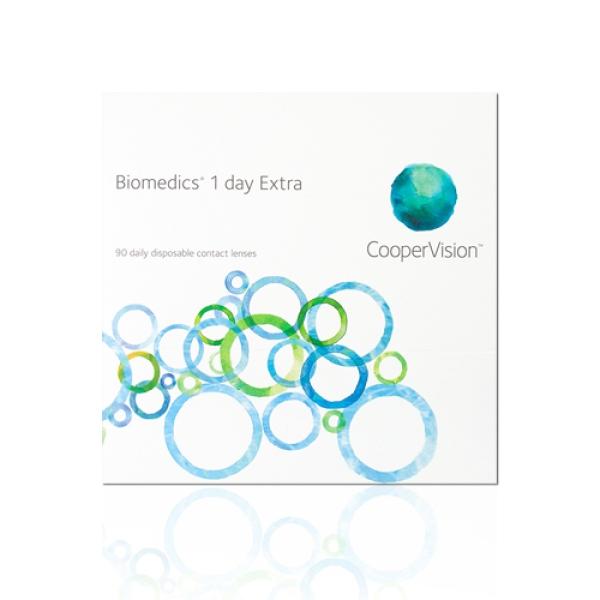Biomedics 1 Day Extra, 90er Box