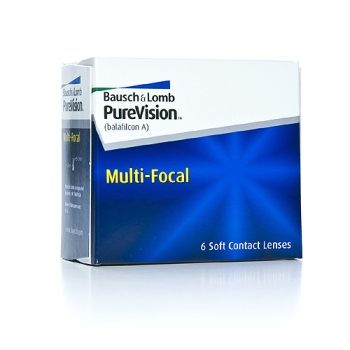 PureVision Multi-Focal, 6er Box