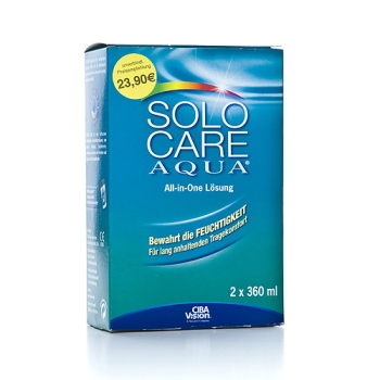 Solo Care Aqua - 2 x 360ml