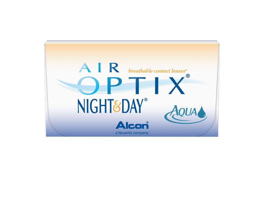 kontaktlinsenhit air optix night day aqua 6er box im. Black Bedroom Furniture Sets. Home Design Ideas