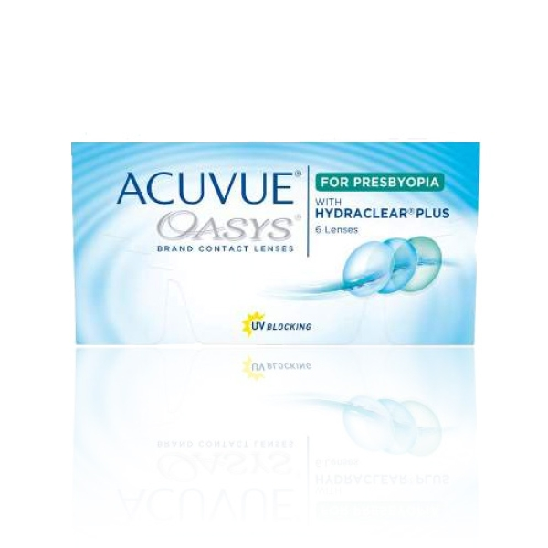 Acuvue Oasys for Presbyopia - 6er Box