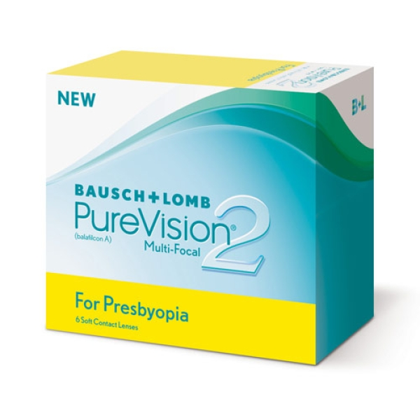 PureVision2 Multi-Focal for Presbyopia